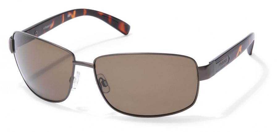 Tyhle polarizační sluneční brýle jsou prořidiče jako stvořené. (Polaroid P4218B 9B9/IG )