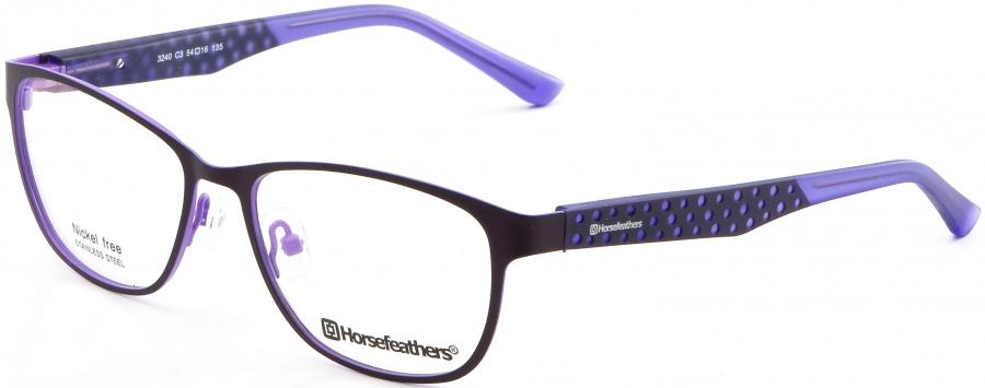 Unisex dioptrické brýle Horsefeathers 3240 C3