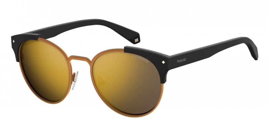 Kulaté sluneční brýle Polaroid PLD 6038/S/X 003/LM