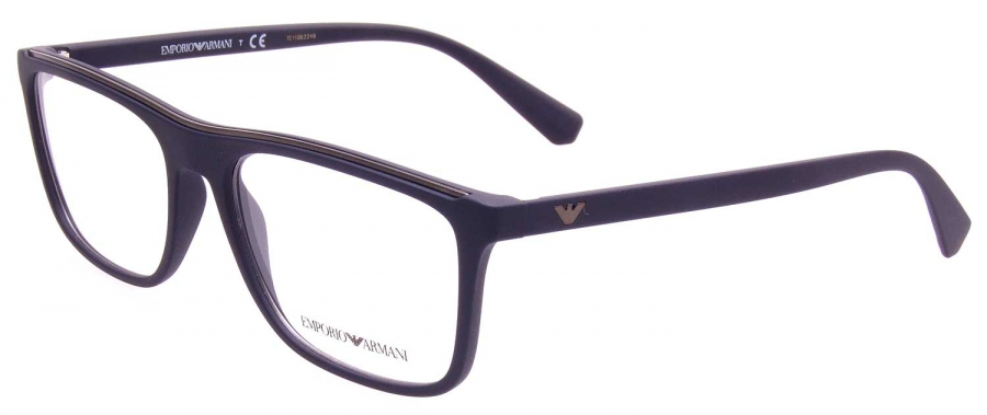 Perfektní elegance. Brýle odEmporio Armani patří ktomu nejlepšímu, co můžete najít.