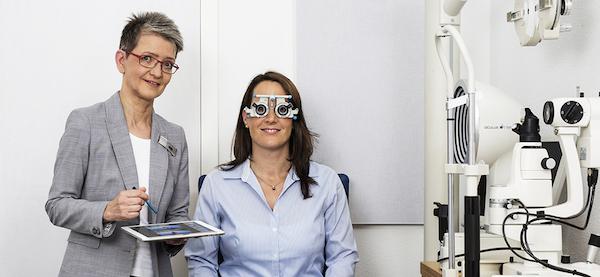 Revoluční měření zraku Paskal 3D můžete vyzkoušet iu nás