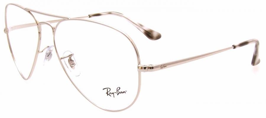 Ray Ban RX 6489 2501 AVIATOR