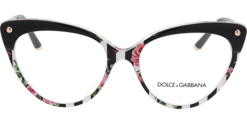 Buďte originální vbrýlích Dolce  Gabbana!